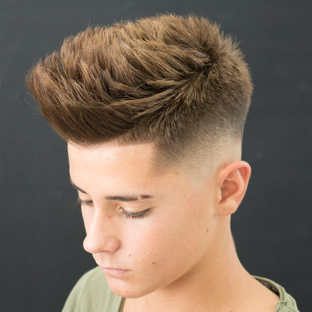 10 Best High Fade Haircuts for Men
