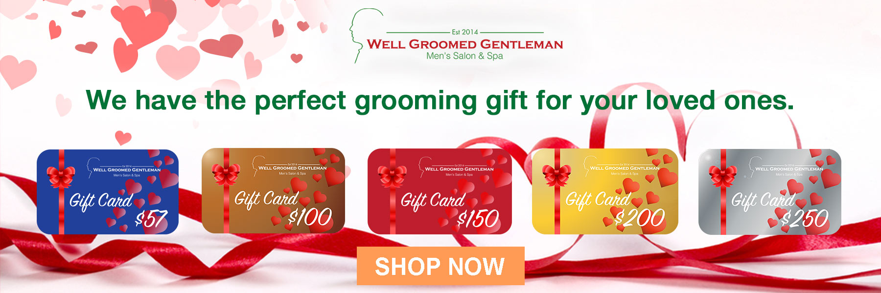 The perfect grooming gift for your loved ones.