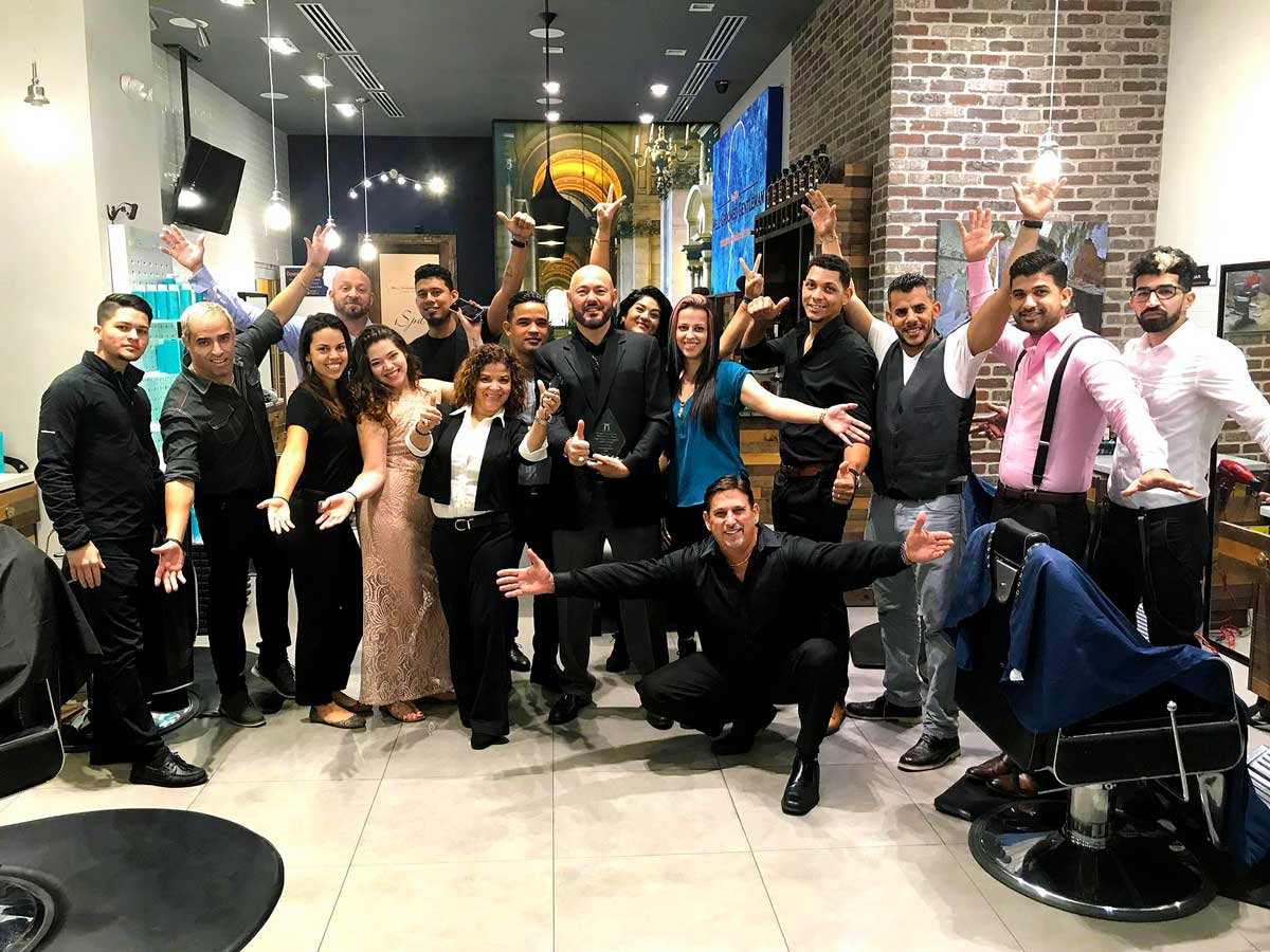 Team Well Groomed Gentleman - Best Barbershop in Miami and Coral Gables